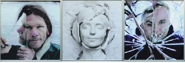 Agnès Varda, Trio of Snow, 2010