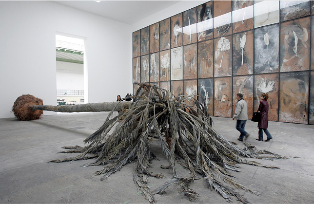 Anselm Kiefer, Palm Sunday, 2007