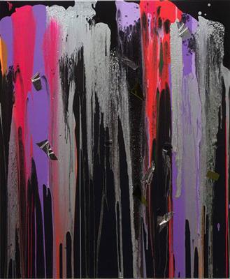 Anselm Reyle, Untitled, 2006