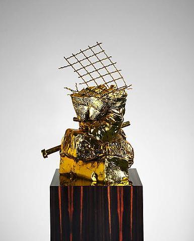 Anselm Reyle, Untitled, 2008