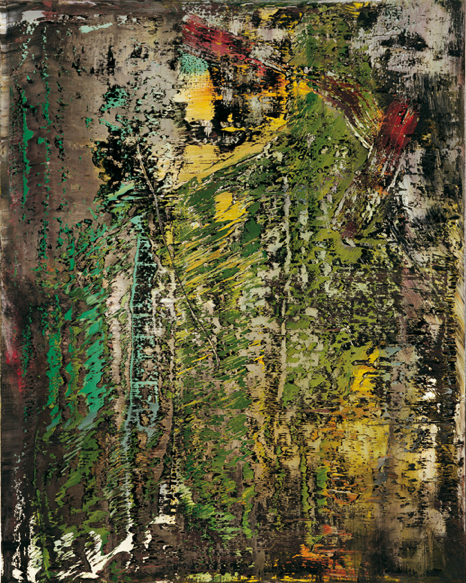 Gerhard Richter, Abstract Painting, 1988