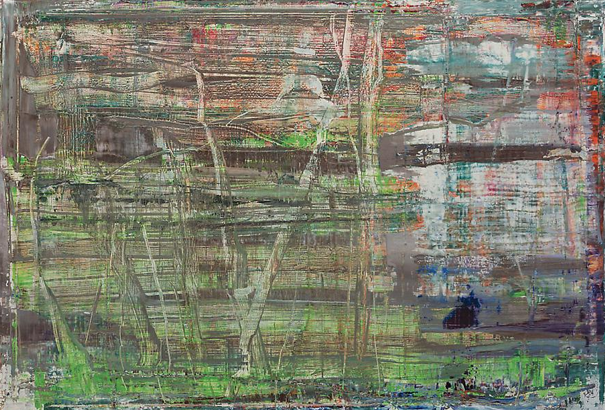 Gerhard Richter, Abstract Painting (903-8), 2008