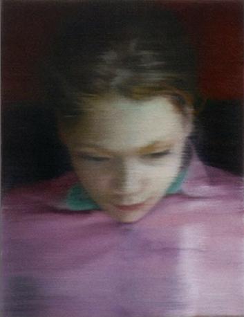 Gerhard Richter, Ella, 2007