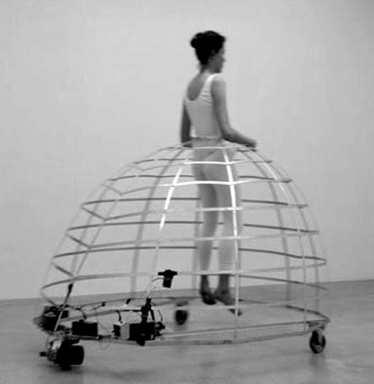 Rebecca Horn, Remote Control, 2008