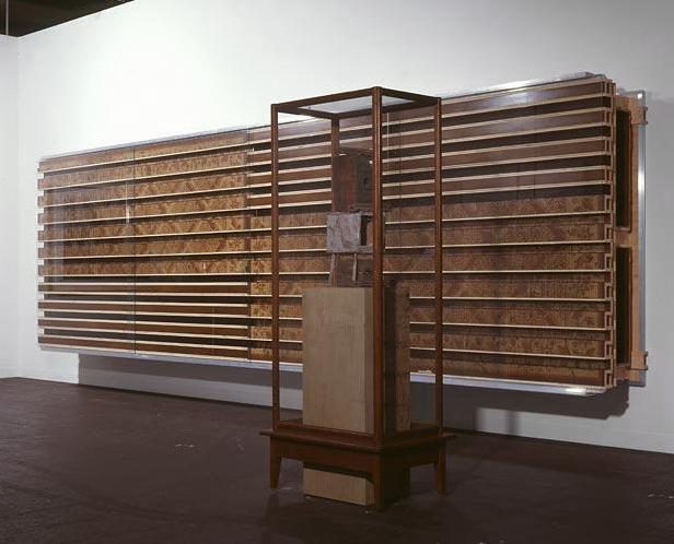 Reinhard Mucha, Dornap, For Philip Nelson, 2007