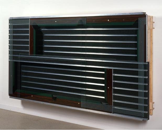 Reinhard Mucha, Lehnin, 2000
