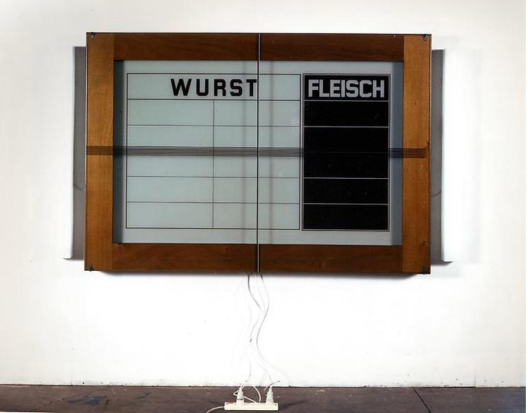 Reinhard Mucha, Potsdamer Platz (1996), 1979