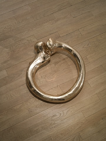 Tunga, Madame Sade's Jewels, 1983-2011, bronze