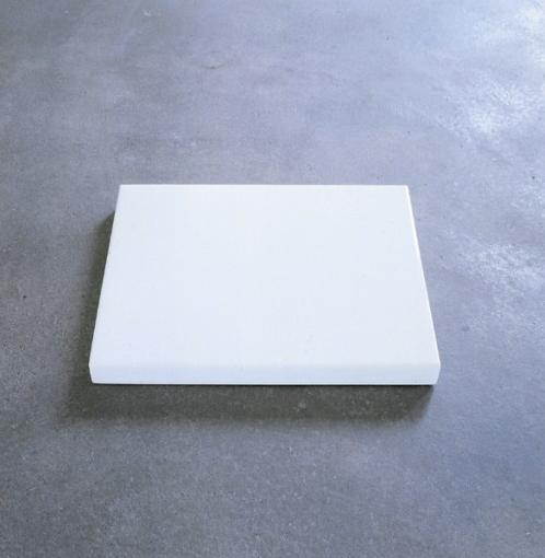 Wolfgang Laib, Milkstone, 1998-2001