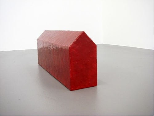 Wolfgang Laib, Rice House, 1998