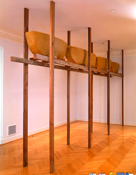 Wolfgang Laib, Untitled, 2000