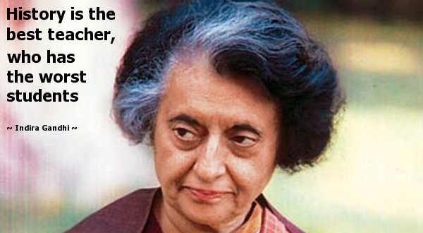 On This Day 19 January 1966 Indira Gandhi Takes Charge In India