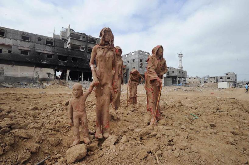 Pictures Artist Women In Gaza 100