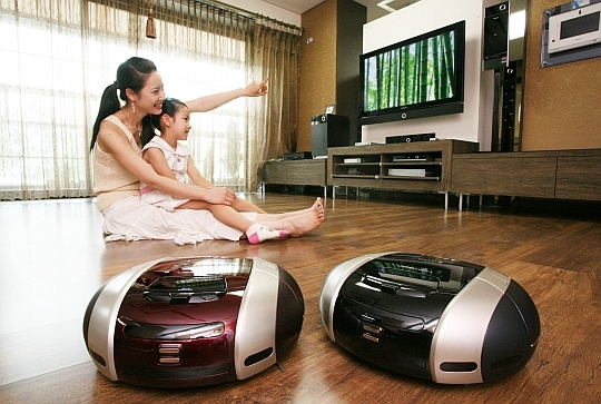 Woman Attacked In Her Sleep By Robot Vacuum Cleaner Art