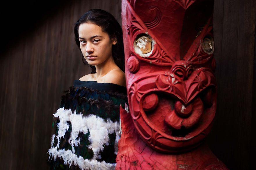 Maori Temple, New Zealand