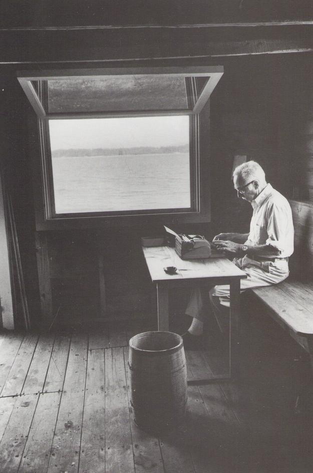E.B. White, writer.