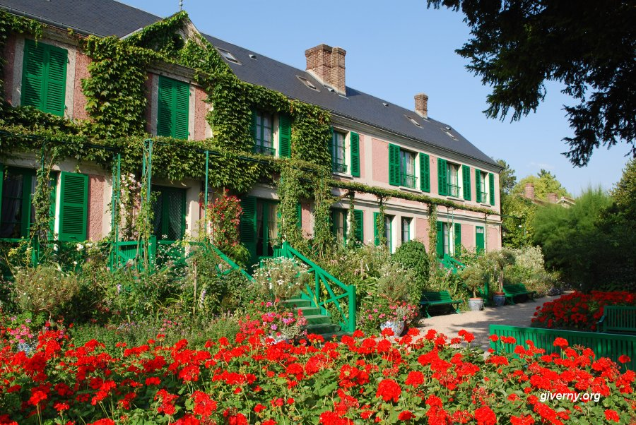 Monet's House and Gardens, Giverny