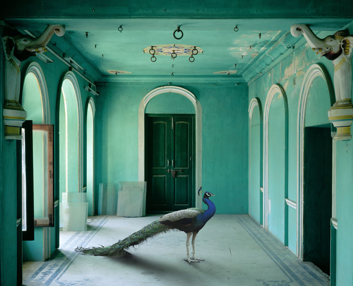 Karen Knorr, The Queen's Room, Zanana Palace, Udaipur. From the book India Song © Skira Editore. Courtesy of the artist.