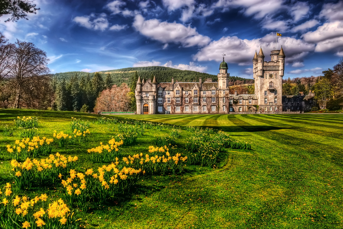 The Most Beautiful Castles in Europe - Photos - Conde Nast Traveler