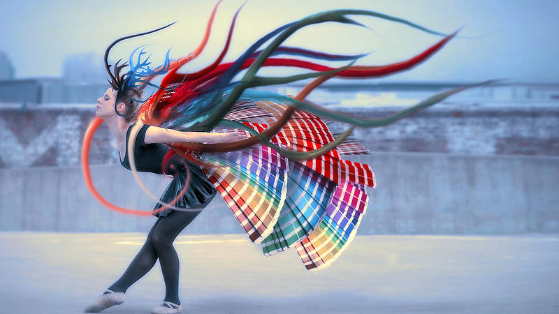 The Colour Dancer