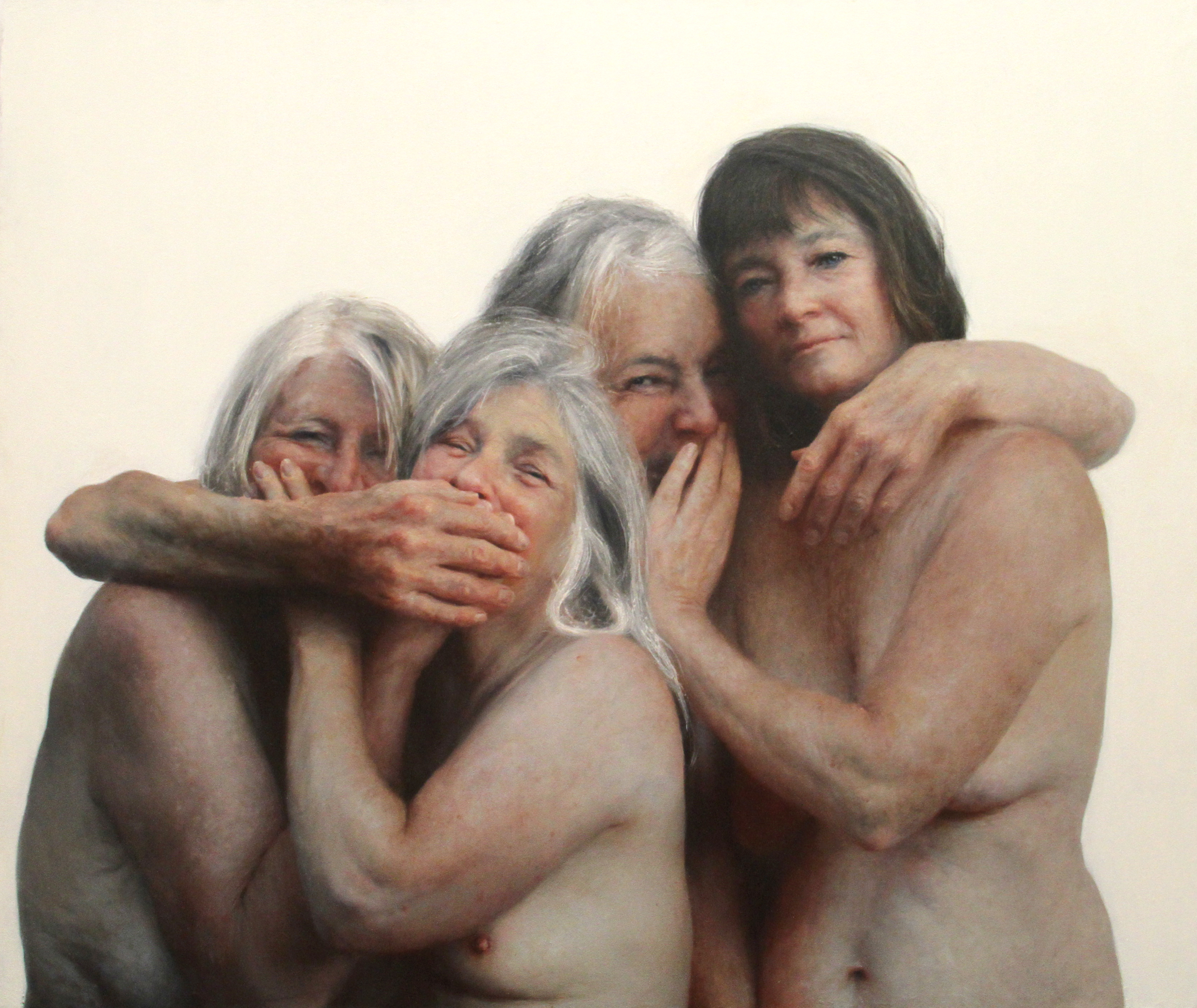 aleah chapin's naked old women (nsfw) | art-sheep