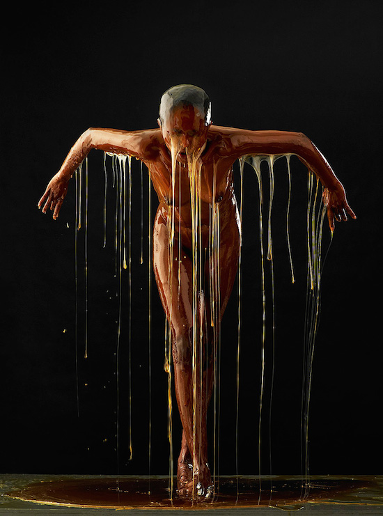 blake-little-honey-covered-humans-preservation-designboom-10