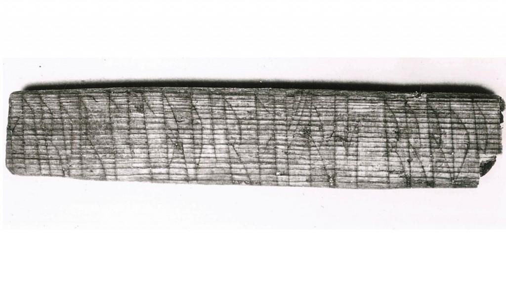 runic-text-bergen-norway