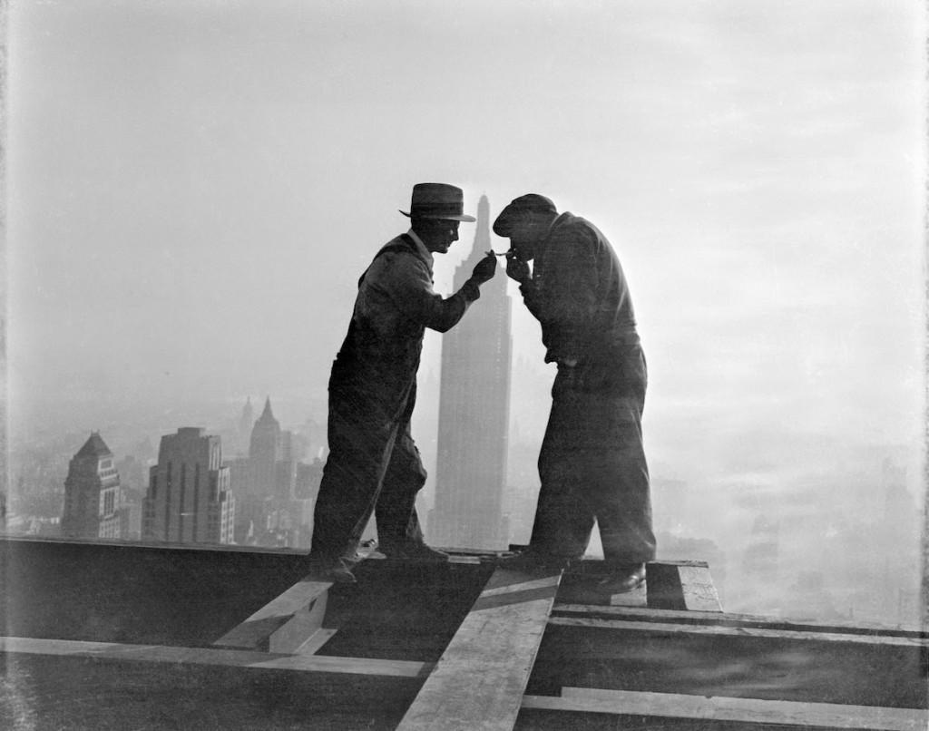 ConstructingtheEmpireStateBuilding1930s12