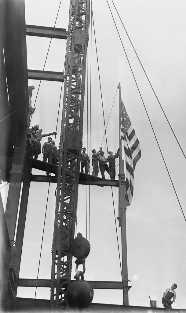 ConstructingtheEmpireStateBuilding1930s17