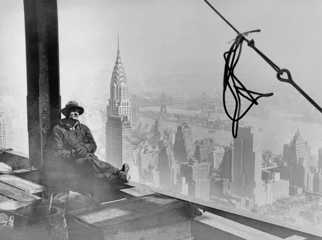 ConstructingtheEmpireStateBuilding1930s3