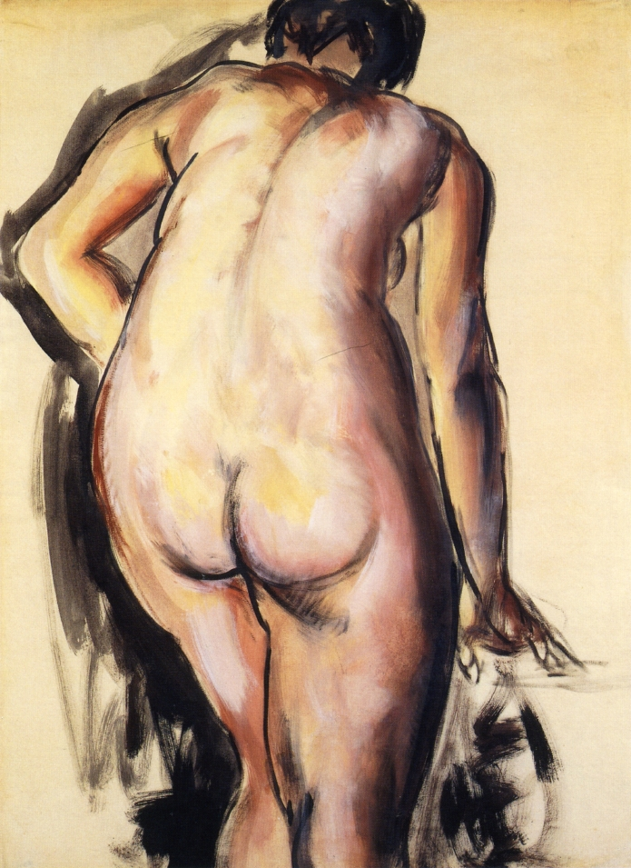 Fugure-1927-1928-xx-Frederick-R-Weisman-Art-Museum-United-States
