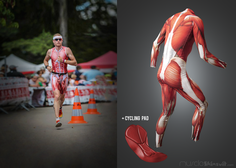 An Anatomical Muscle-Suit Designed As The Alternative To Common ...