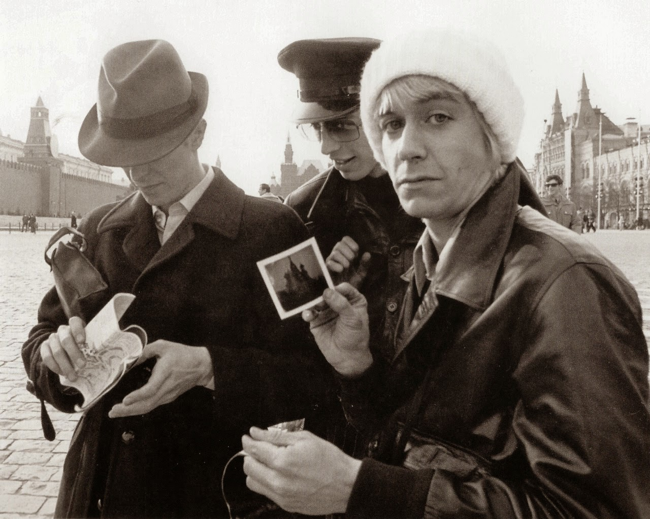 bowie and iggy pop relationship