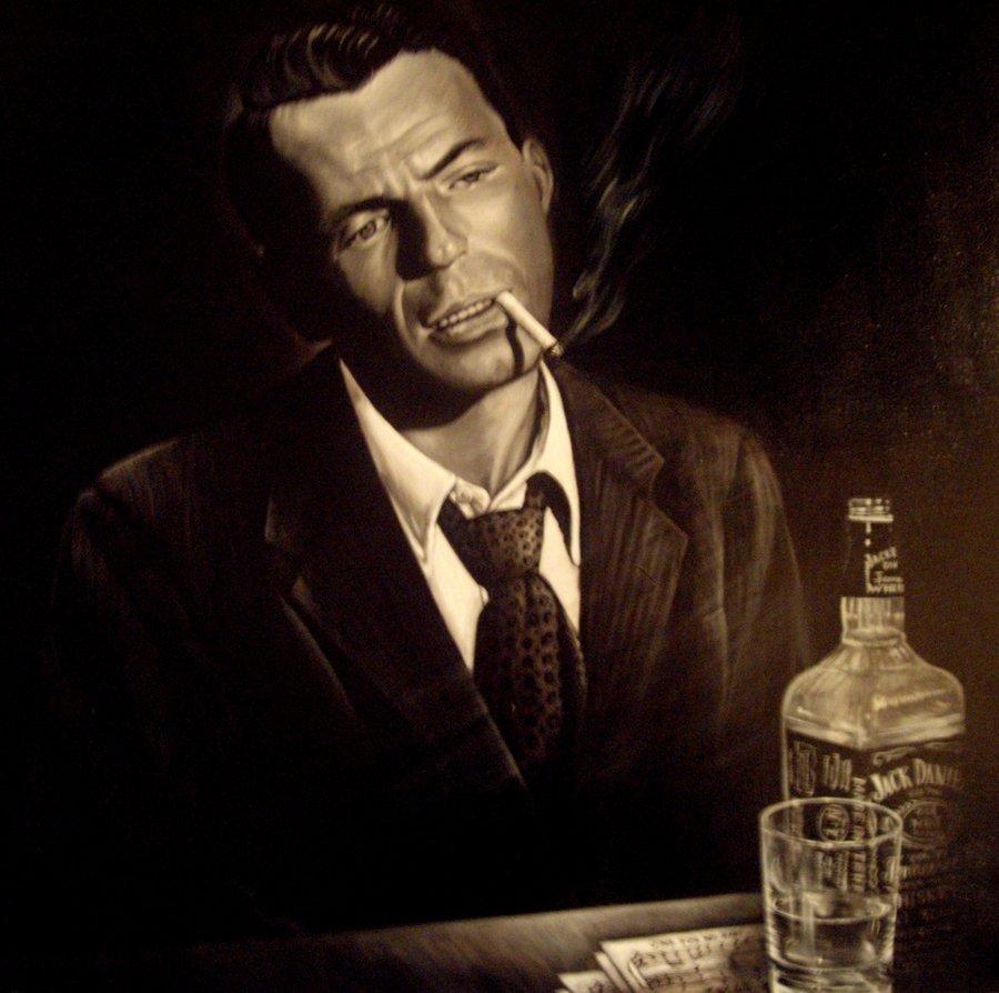 Frank_Sinatra_by_gerrykinch