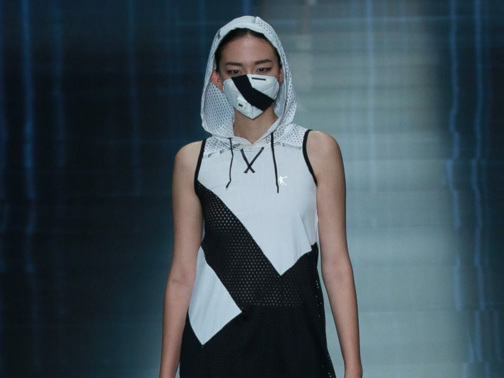 GTY_fashion_show_face_masks1_ml_141104_4x3_992
