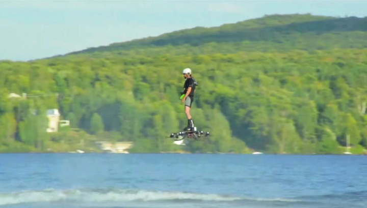 Longest-Flight-On-A-Hoverboard