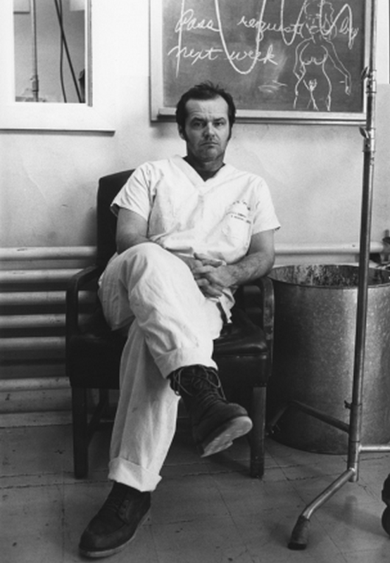 One Flew Over the Cuckoo's Nest - Behind the scenes