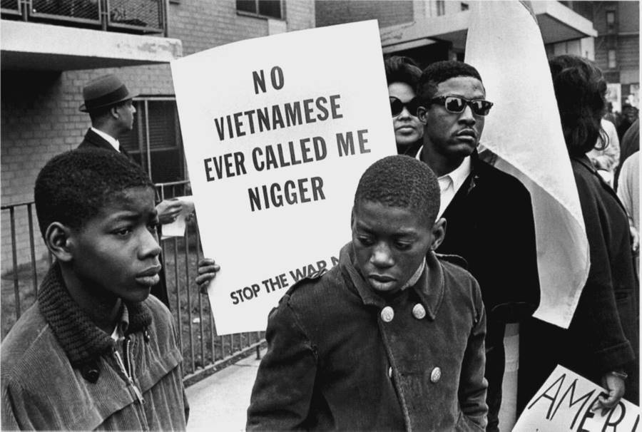 Images Of The 1960s Protest Signs That Changed The World