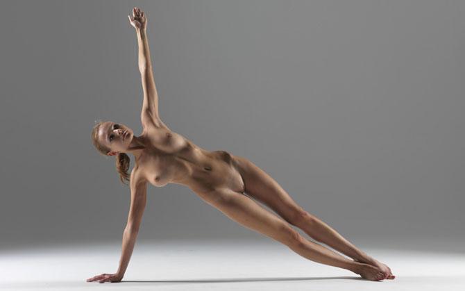 Yoga Naked Pics 73