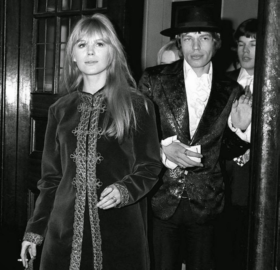 faithfull dating Marianne faithfull realised somewhere around her 60th birthday that she might have made a slight miscalculation  ashley benson is coy and refuses to confirm or deny she's dating cara.