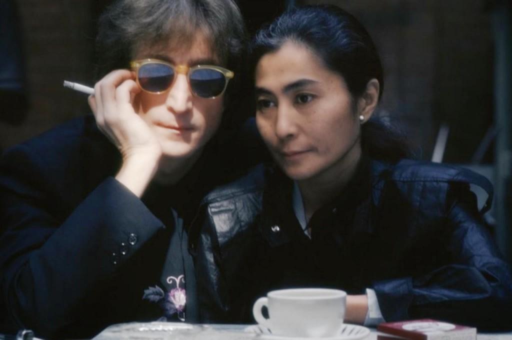 UnseenphotosofJohnLennonandYokoOno19802