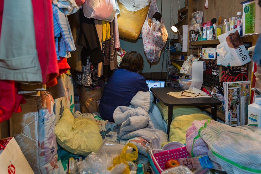 What It Is Living In Strikingly Small Rooms In Japan | Art-Sheep