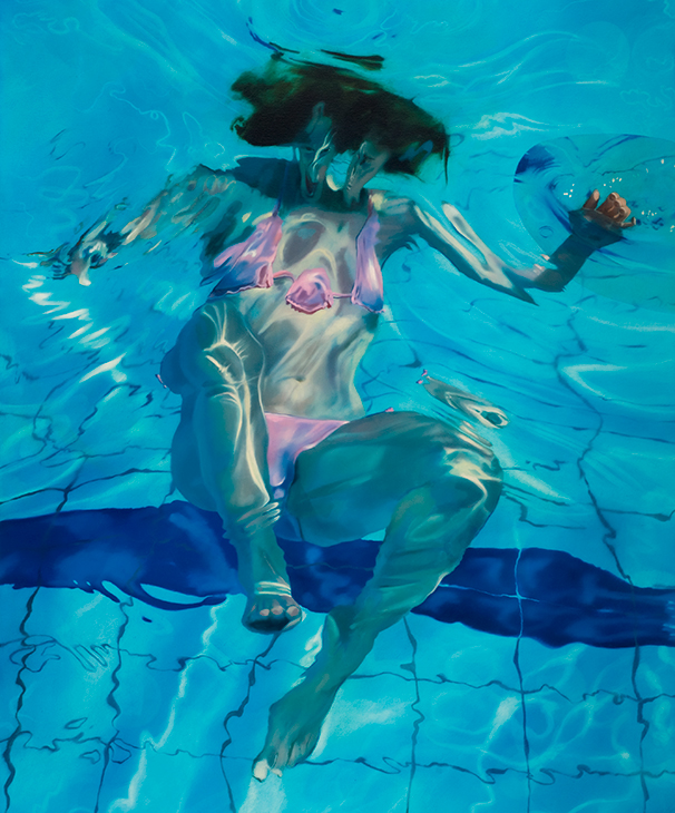 Art-Sheep Features: Underwater Paintings by Sarah Harvey ...