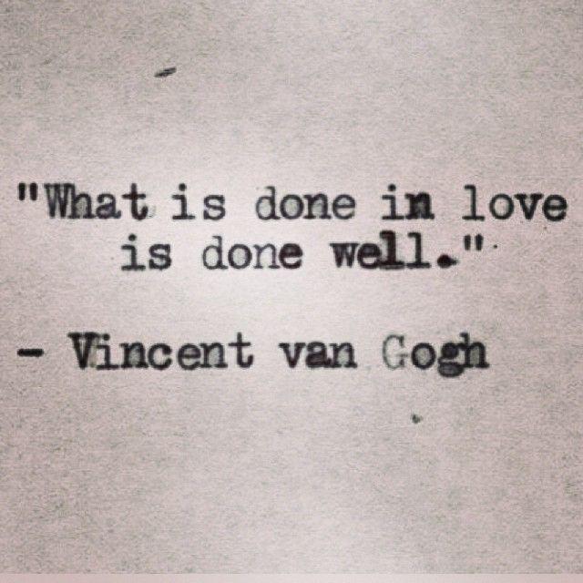 Vincent Van Gogh Quotes: 23 Of Vincent Van Gogh's Most Beautiful Quotes « Art-Sheep