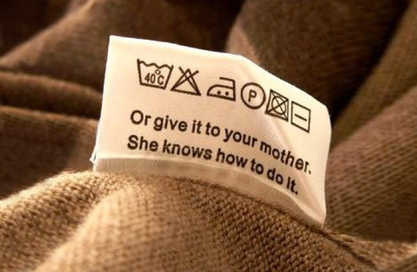 Clothing That Had Would Wish Labels You Your Clothes 23 Hilarious 1JclTFK