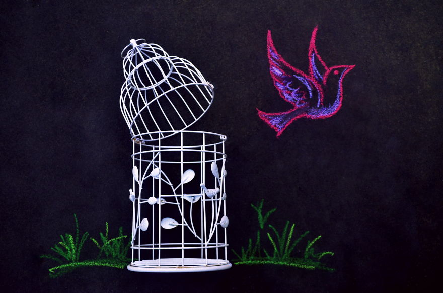 mysha_conceptual_Some-birds-arent-meant-to-be-caged4__880