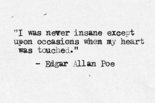 60 Of Edgar Allan Poe's Most Famous Quotes ArtSheep Interesting Edgar Allan Poe Love Quotes