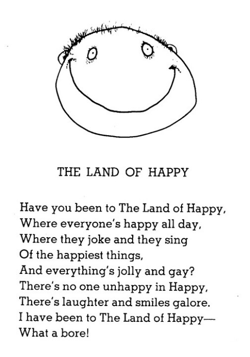 20 of our favorite shel silverstein poems