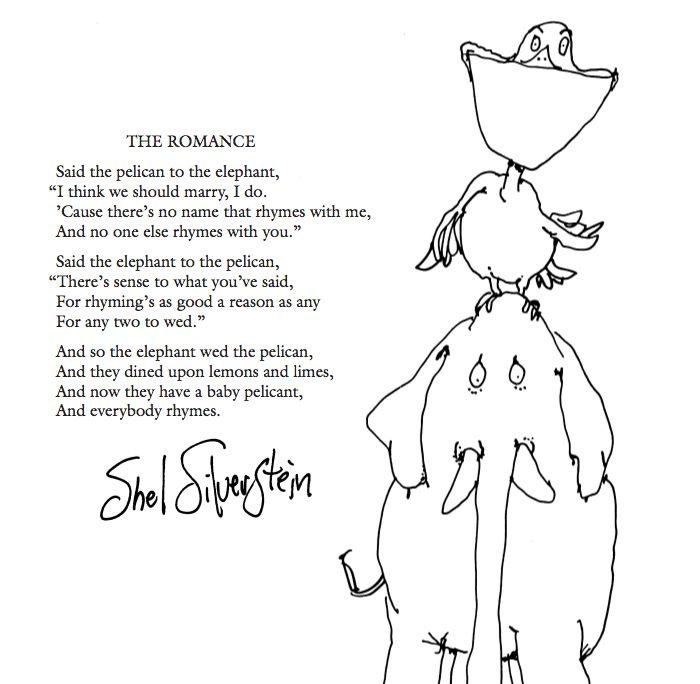 20 of Our Favorite Shel Silverstein Poems | Art-Sheep