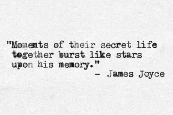 James Joyce quotes